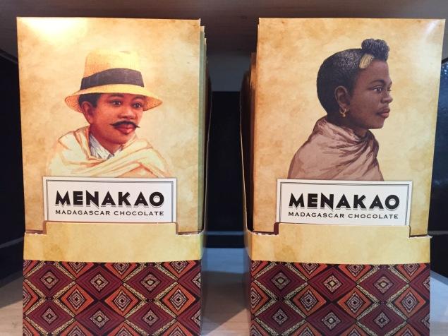Menakao, chocolats de sélection