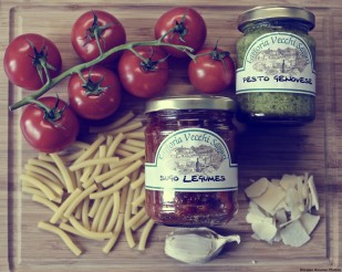 Sauces traditionnelles italiennes
