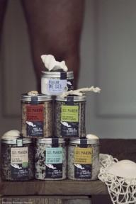 Sels aromatisés par l'atelier du sel